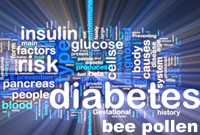 Bee Pollen and Diabetes