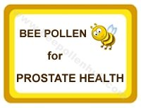 Bee Pollen for Prostate
